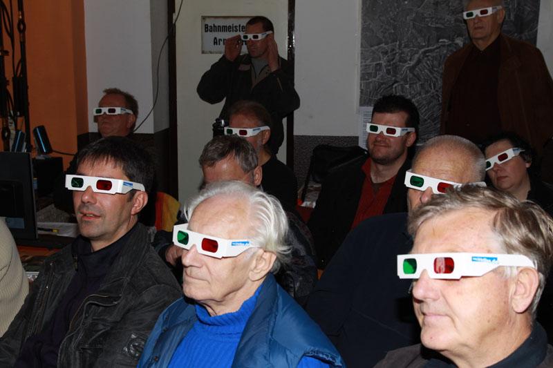 3D Auswertung