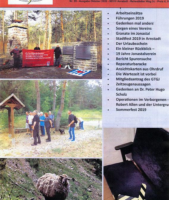 Info Vereinszeitung Nr. 20/2020